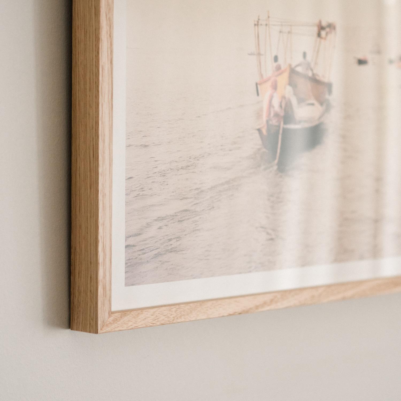 Tasmanian oak box frame