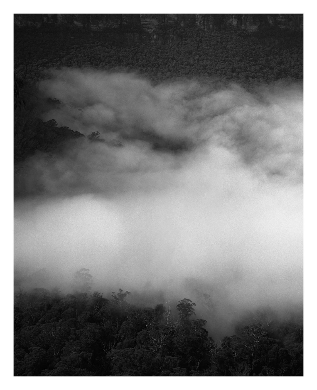 Cloud #1 Blue Mountains fine art print by Damien Milan.